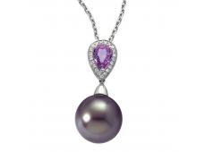 Collier - Perle de Tahiti