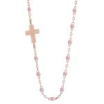 Collier classique croix